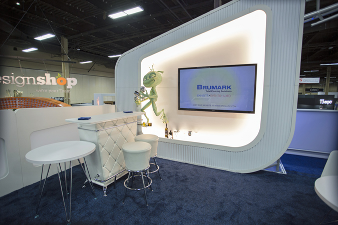 Brumark lounge with NexGen 10 carpet