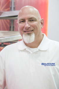 James Zacharias, VP of Sales at Brumark Total Flooring Solutions